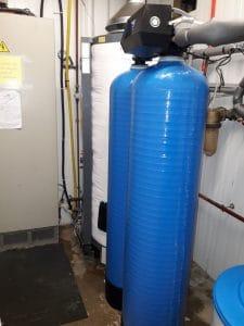 Remplacement d'un adoucisseur chez un traiteur à Laigné en Belin (72) - Adoucisseur d'eau pour professionnels