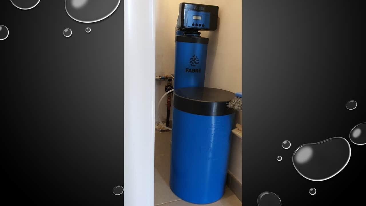 Installation d'un Purotech pour la purification de l'eau à Fatines (72) - Adoucisseur d'eau pour particuliers