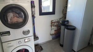 Installation d'un purificateur d'eau Purotech dans une maison neuve à Fatines (72) - Adoucisseur d'eau pour particuliers