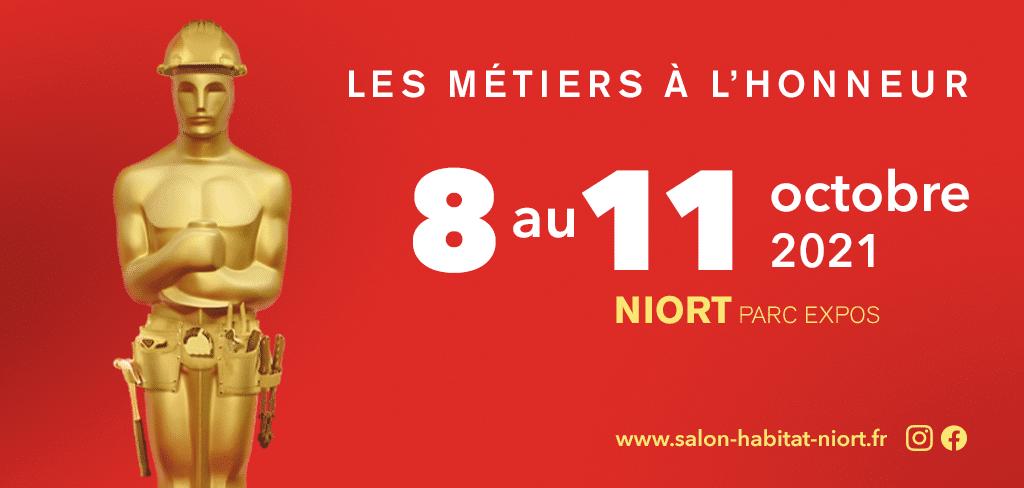 Salon de l'habitat de Niort 2021.