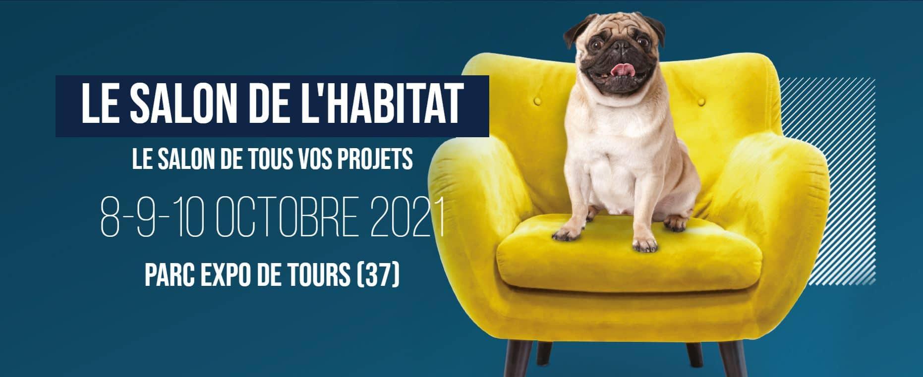 Salon de l'habitat de Tours 2021.