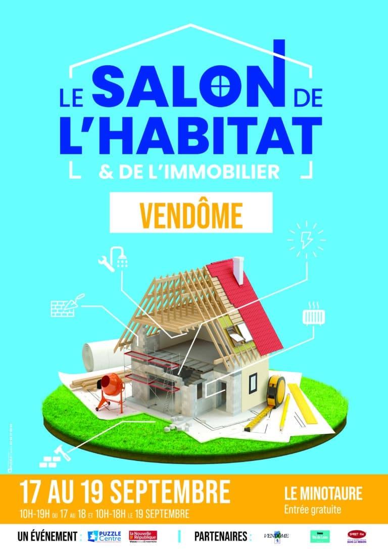 Le Salon de l'Habitat de Vendôme fait son retour du 17 au 19 septembre 2021 !