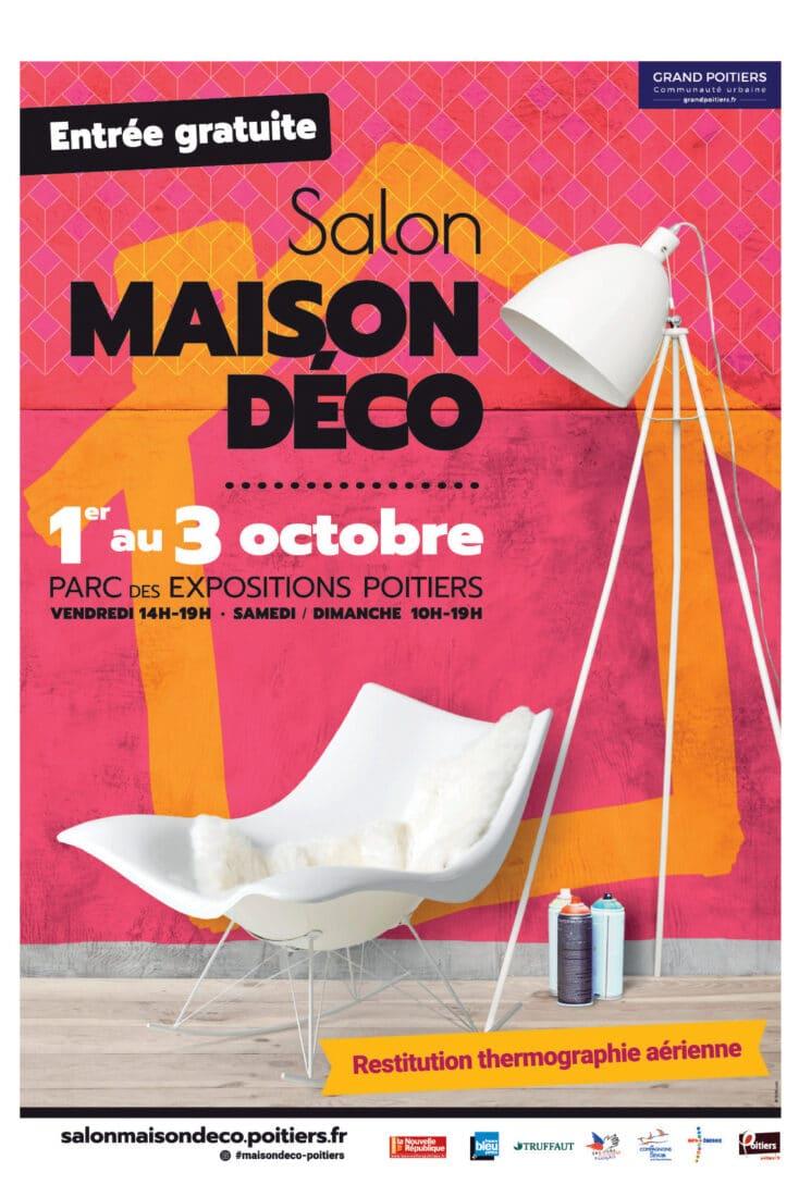 Salon Maison Déco Poitiers 2021